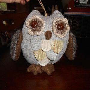 Other - 5/$20 NWT Hanging Owl Plush